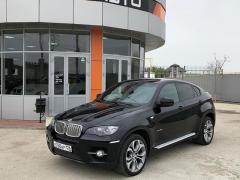 BMW X6 2011 года 4.4 л, черный. Б/у в Ставрополе